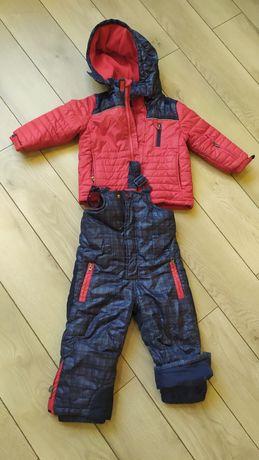 Зимний костюм комбинезон chicco (92см 2 года)