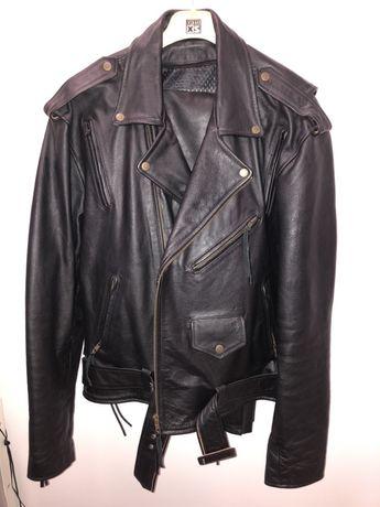 odzież skórzana na motocykl