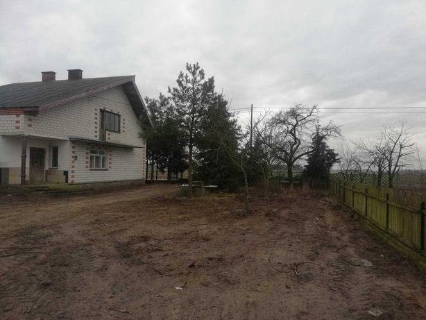 Dom wraz z budynkami gospodarczymi i z ziemią 2 ha
