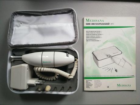 Medisana 8500 - zestaw do manicure.