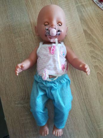 Lalka Baby Born.