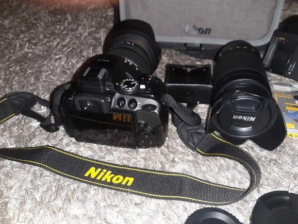 Nikon 5300 jak nowy + mega zestaw gwarancja