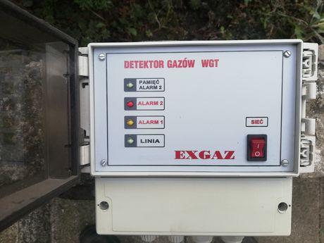 Detektor gazów WTG 1 /z Exgaz 1