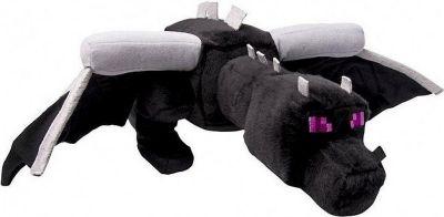 Мягкая новая игрушка герой игры Майнкрафт Дракон 60 см