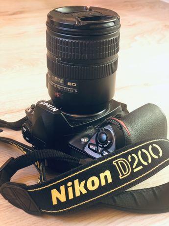 Nikon d200 body, 47к