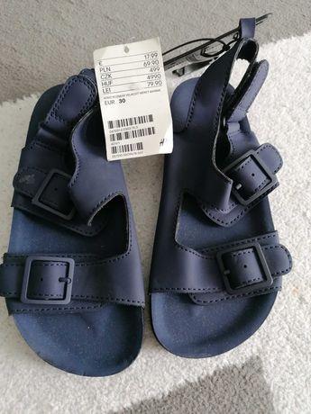 Sandałki H&M r. 30 nowe