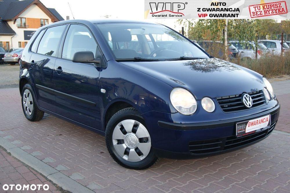 Volkswagen Polo Oryg. Przebieg 157.000 Km  1.2 Benz 64 Km Сухая Балка - изображение 1