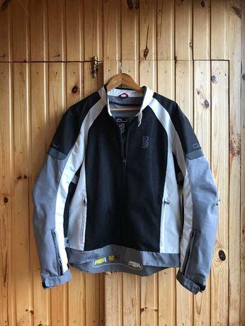 Мотокуртка OJ X Alpinestars текстильная. С защитой