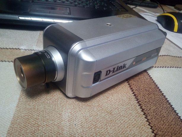 D-Link DCS -3410 видеокамера видеорегистратор ip камера