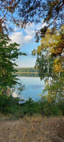 Działka nad jeziorem Bytyń Wielki w Drzewoszewie