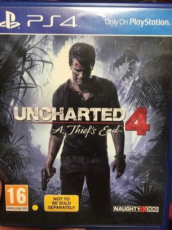 Uncharted 4: A Thief's End (обмен)