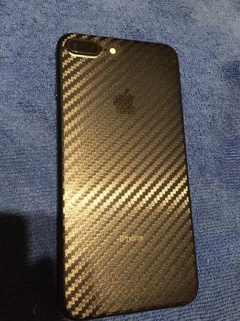 iPhone 7 plus 32g черный. от алло.