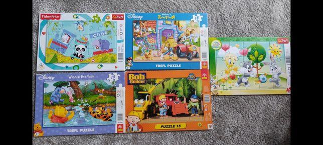 Puzzle 15el, 12el, Dora