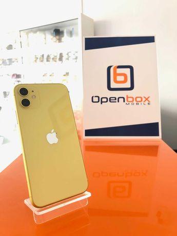 iPhone 11 64GB Amarelo B - Garantia 12 meses