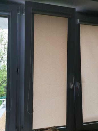 Zestaw 9 rolet okiennych