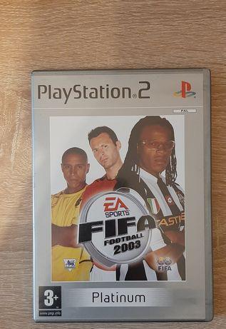 FIFA 2003 PS2 PlayStation