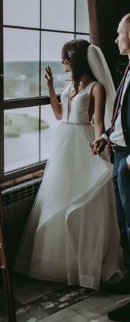 Срочно Свадебное платье / Продам платье / свадебное платье Dominiss