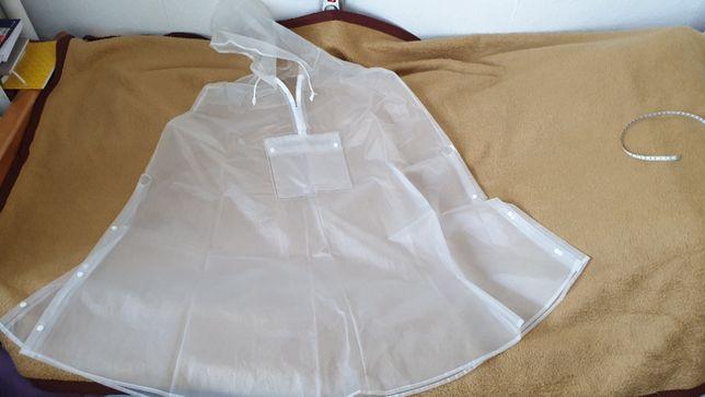 Poncho / płaszcz przeciwdeszczowy - mocne