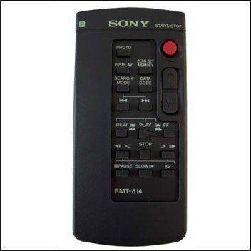 Пульт SONY RMT-814 для видеокамеры SONY DCR-TRV24 и др. моделей