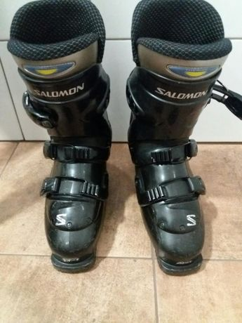 Narty Salomon Optima+buty i okulary Polecam!