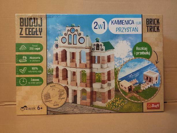 Brick Trick Buduj z cegły Kamienica / Przystań lub Latarnia / Mostek