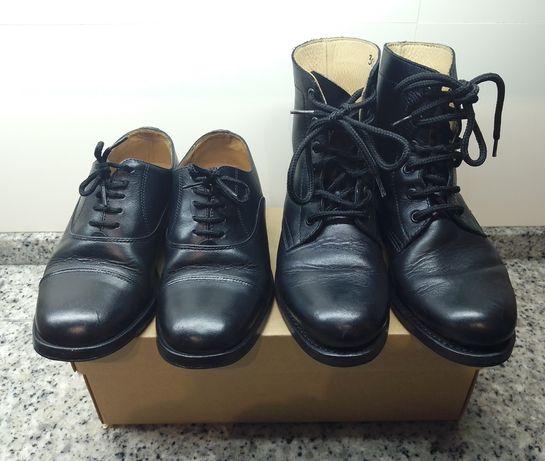 Calçado colégio militar