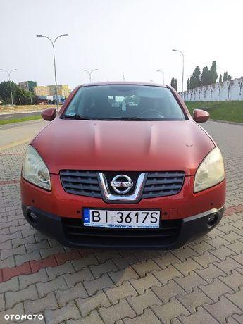 Nissan Qashqai Nissan Qashqai 1.5 dCi Elektryka*Czujniki*Klima