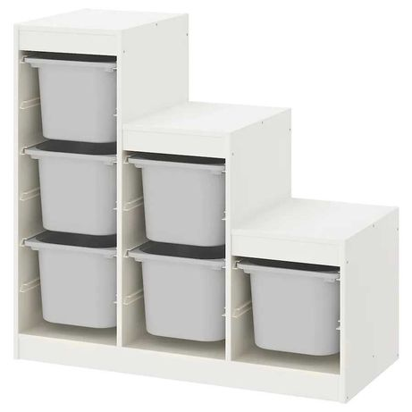 Органайзер для хранения детских игрушек IKEA TROFAST большой