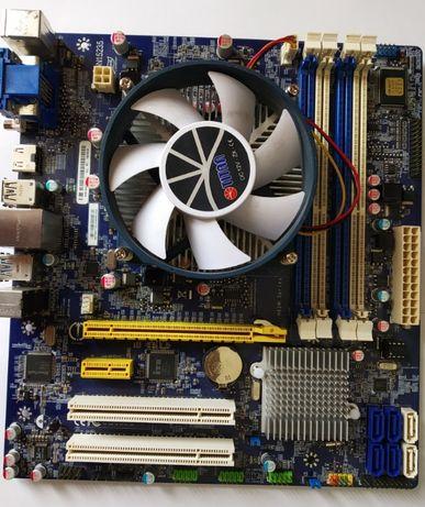 Материнская плата Foxconn H61M-S LGA1155