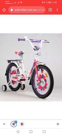"""Велосипед ARDIS LILLIES BMX 16"""" боло-розовый"""