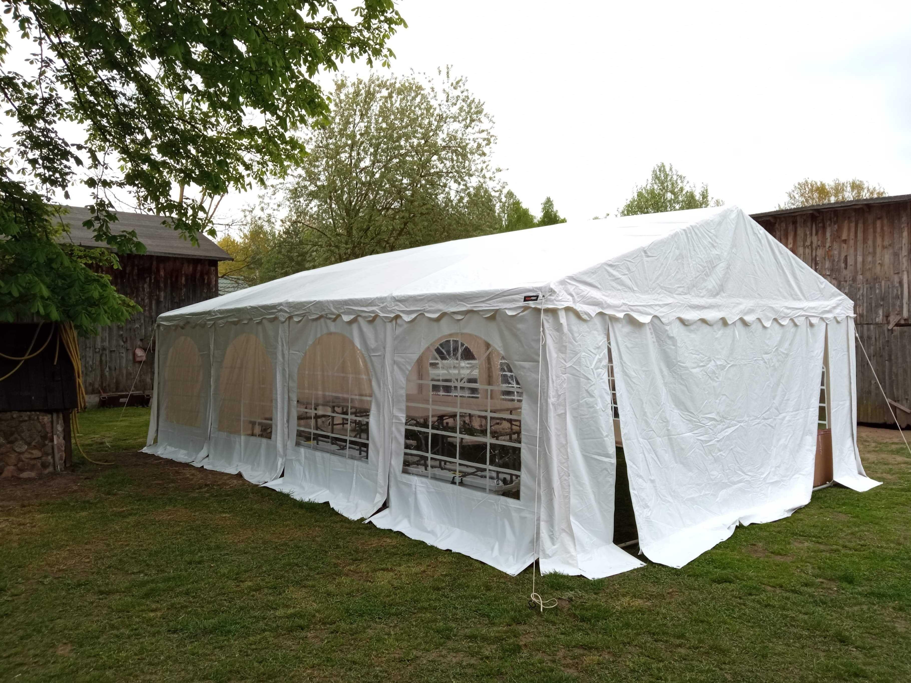 Wynajem namiotu imprezowego. Namiot imprezowy