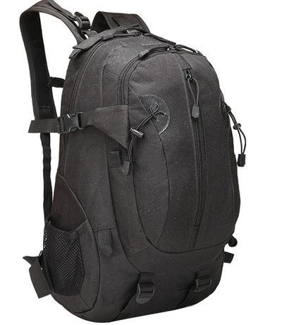 Городской рюкзак 34 л, надежный, армейский, штурмовой, черный