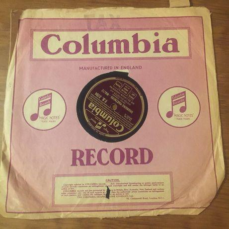 Lote 6 discos 33 1/3 RPM dos anos 50