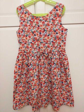 Sukienka dziewczęca H&M -152cm