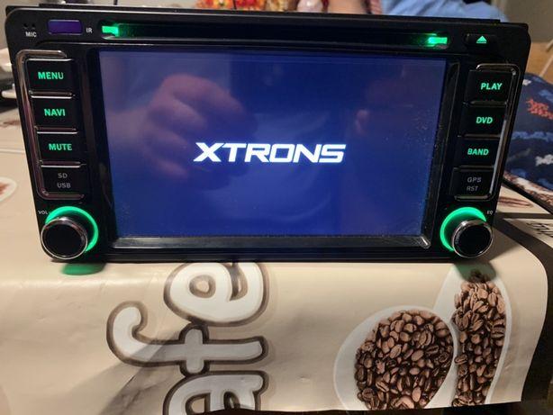 Авто Магнітола Xtronics