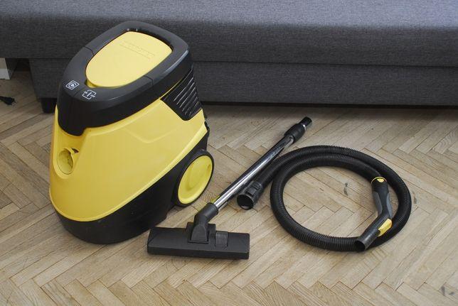Odkurzacz Karcher DS 5600 dla alergików.