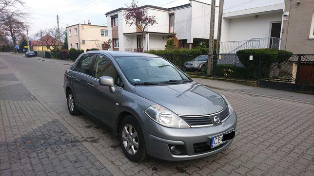 Nissan Tiida 1.8 benzyna