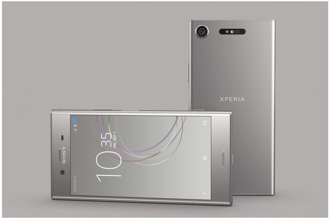 Sony Xperia XZ1 Silver Новий