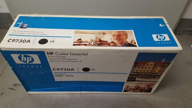 Toner HP C9730A, Black