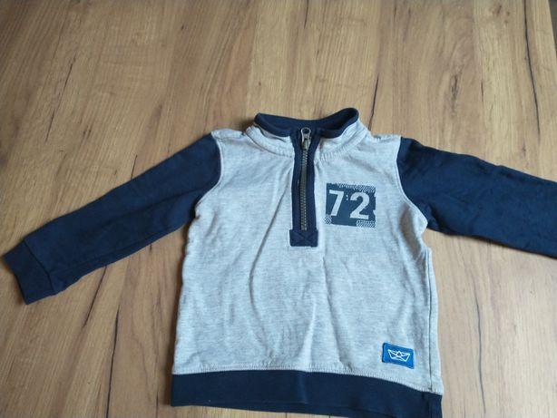 Bluza sweter sweterek dla chłopca rozmiar 86 stan idealny