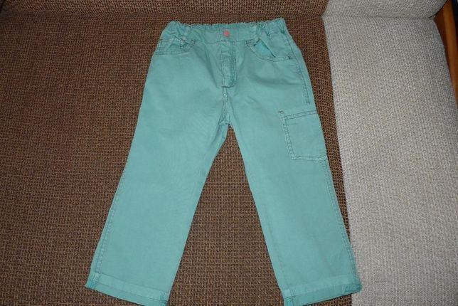 spodnie r.92/98 NOWE Coccodrillo na lato