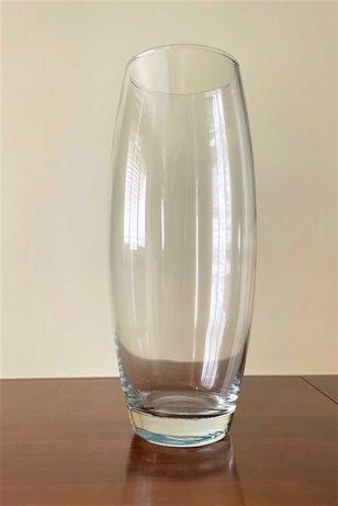Elegante Vaso/Jarra de Vidro Transparente, na Caixa