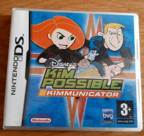 Jogo Nintendo DS - Kim Possible - KIMMUNICATOR