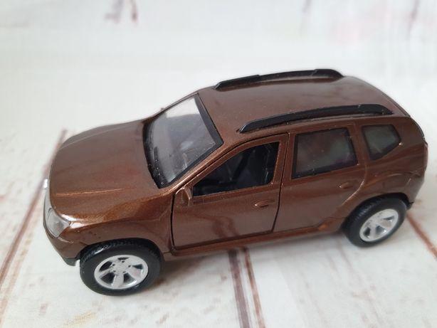 Машина моделька модель технопарк Renault Duster 1:32