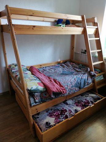 Двухярусная кровать (бронь до 26.10.)