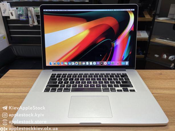 Отличное состояние! MacBook Pro 15 2015 MJLT2 / 2.5 i7, 16, 512, 2GB