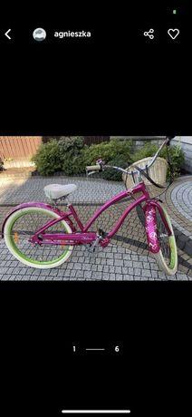 rower electra cherie miejski wygodny unikat