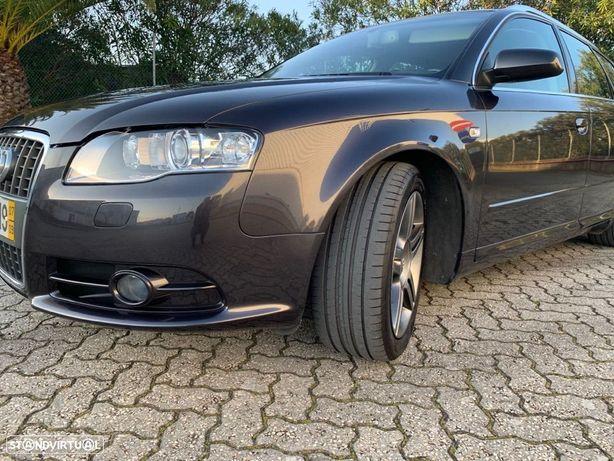 Audi A4 Avant S-Line Quattro (Full Extras-Nacional)