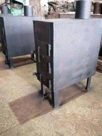 Буржуйка новая толщина листа 4 мм - 1600 грн. Есть в наличие