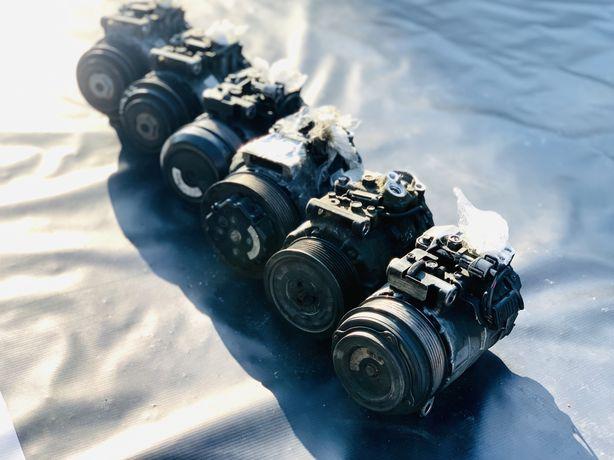 Компрессор Мерседес GL ML E C S W203 W211 W212 W220 W221 W163 W164